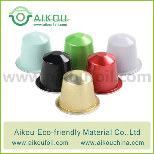 Empty Coffee Capsule Alu22 15ML