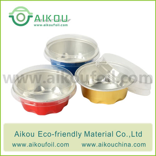 Disposable baking cup Alu03 50ML