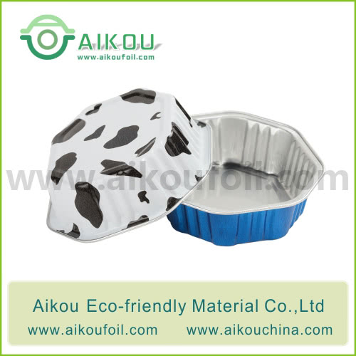 Disposable baking cup Alu15 100ML