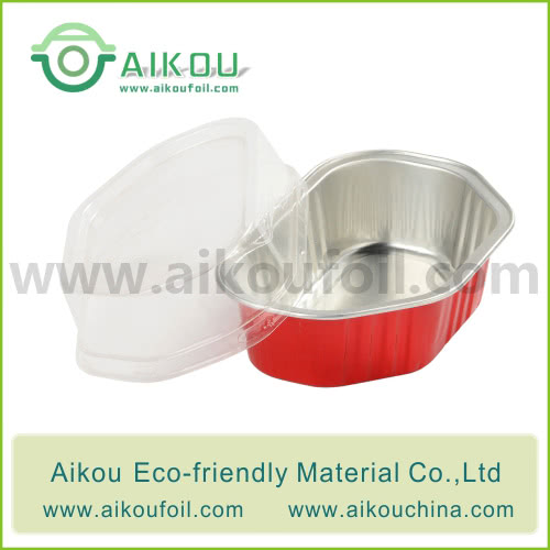 Disposable baking cup Alu29 100ML