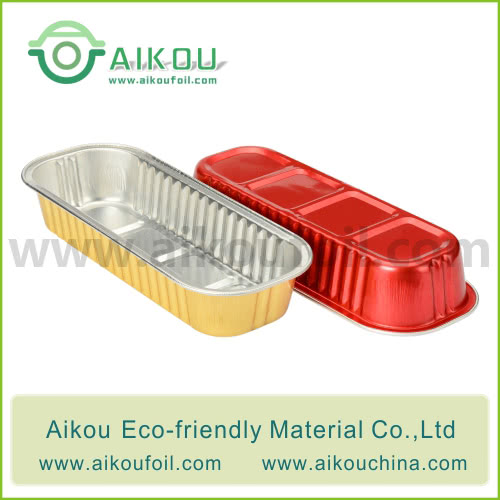Disposable baking cup Alu44 230ML