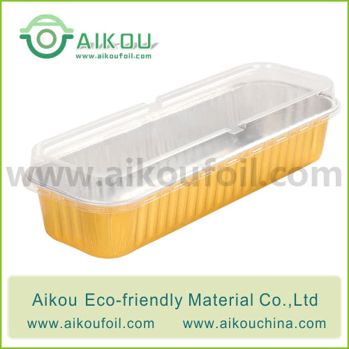 Disposable baking pan Alu63 1000ML