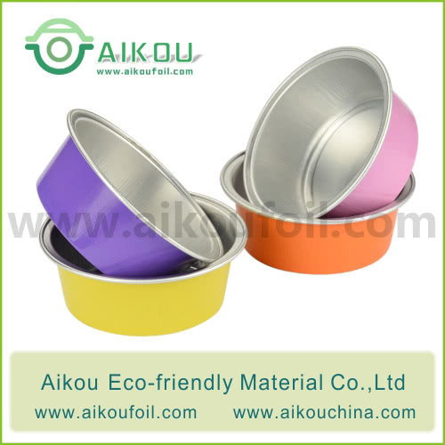Disposable mini jam cup Alu33 25ML