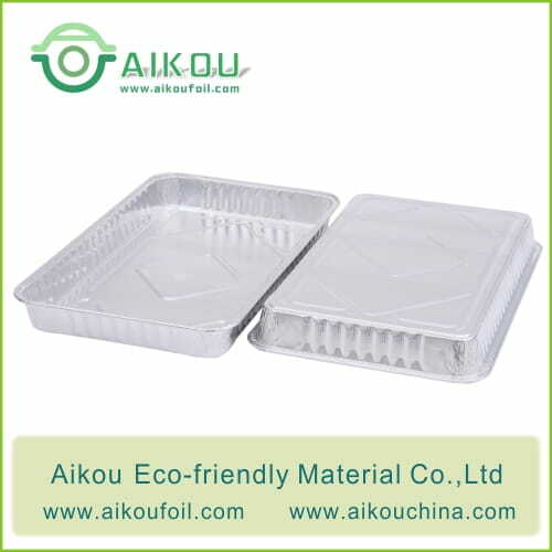 Airline towel packaging box 9 2000ML