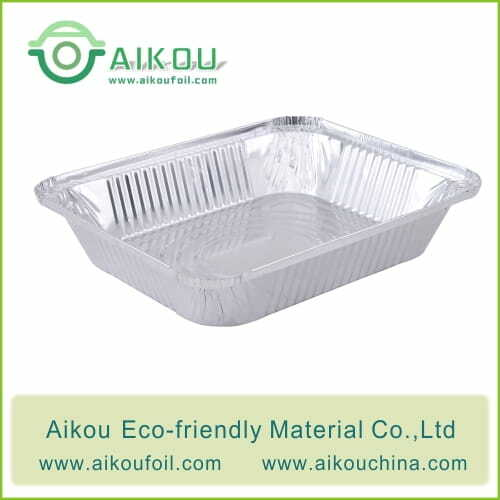 Disposable food container 53900-1 3400ML
