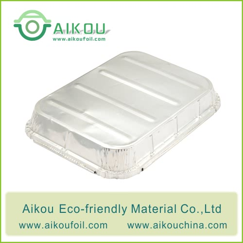 disposable foil packaging tray