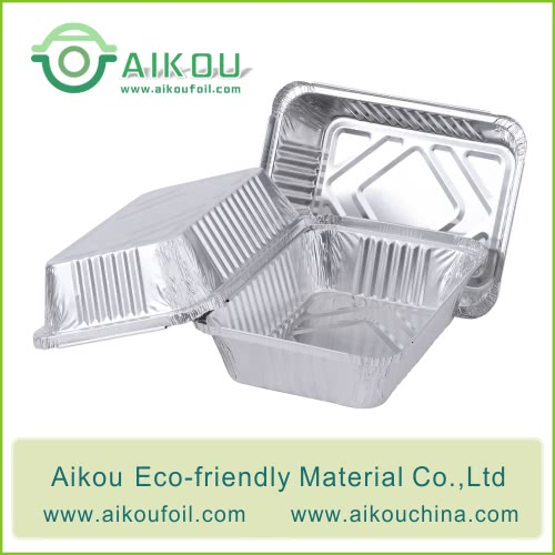 eco-friendly tin foil baking pans