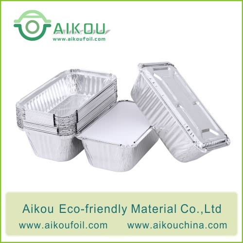 take out food container foil