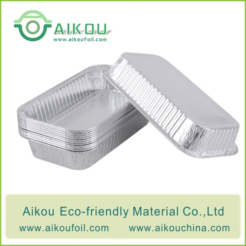 food packaging foil container